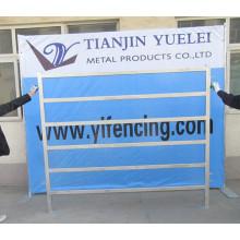 Промышленная сварная металлическая панель для ограждения / проволочная сетка Панель ограждения / временная ограждающая панель / стальные профильные панели