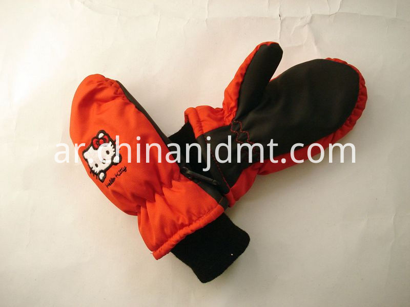 Kids Outdoor Ski Gloves