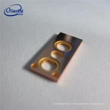 Barres de haute qualité de laser de la qualité 810nm de 2018 pour la machine d'épilation