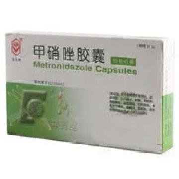 Trichomoniasis Medicine Metronidazole Capsule