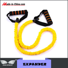Colorful Cheap Soft and Durable Chest Expander