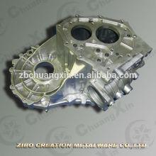 Couvercle de boîte de vitesses admissible coulée sous pression en aluminium