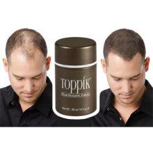 Toppik Marke Natürliches Haarwachstum und Haarausfall Behandlung Haarschutzfasern Pulver 1PCS 10,3G (10 Farben)