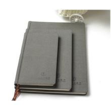 Bloc-notes de livre de poche d'unité centrale, cahier de haute qualité de fabricants dans la taille différente