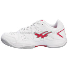 2014 new white leather pu mens tennis shoes