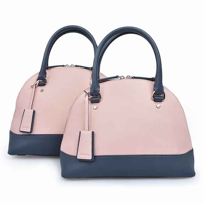 top-grade leather women shell bag handbag fashion elegant leather tote handbag