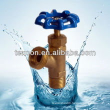 Brass Boiler Drain Valves with Male and GHT Connections 225-D Lead free