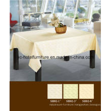 Beige Soft Table Cloth (FCX-534)