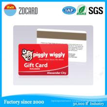 Custom Magnetic VIP Card Printing Membership Plastic Card