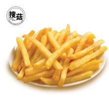 light yellow low-temperature Potato Chips Snacks