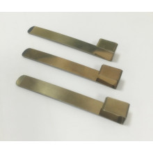 Customizited Multi-Slide Flat Spring with Stainless Steel
