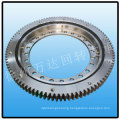 WD-231.20.0414 Light Type Flange Slewing Ring for liquid filling machinery