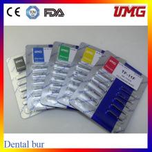 Dental Diamond Burs für High Speed Handstück