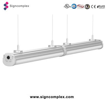 Dispositivos elétricos lineares apertados do vapor do diodo emissor de luz do UL 2835SMD 50W / diodo emissor de luz do sensor IP65