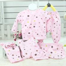 Pieles de algodón 7PCS ropa recién nacida