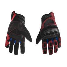 Protección al aire libre al por mayor de los guantes de Moto de los deportes al aire libre que compite con el guante de Motocross de la moto de Guantes