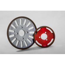 CBN Rodas para faca de tecido, moagem rodas