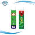 Meilleur effet sur l'insecticide à base d'aérosol pour les ménages Spray Insect Killer Caractéristique écologique