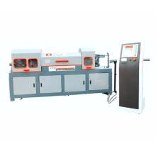 Máquina de enderezado y corte de barras de refuerzo / barras de acero