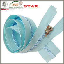 Plastic Zipper with Hook (#5)