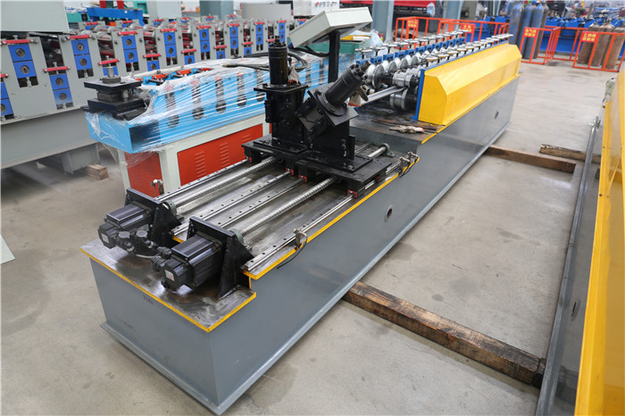 C Section Steel Framing Roll Forming Machine