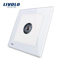 Livolo Электрический Звук Управление Светом Датчик Движения Время Задержки Настенные Выключатели VL-W291SG-12