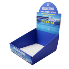 Print Cardboard Paper Counter Display Boxes for Electronic