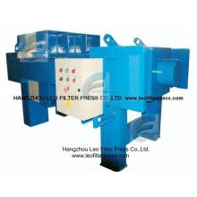 Platten- und Rahmenfilterpresse, Spezialplatten- und Rahmenkonstruktion Filterpresse