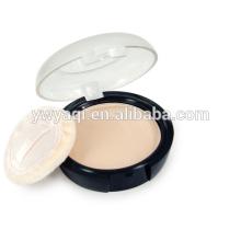 Maquillage fluide minéral compact poudre pressée