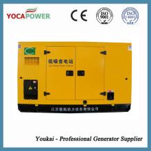 37.5kVA Generador eléctrico insonorizado con motor diesel de 4 tiempos