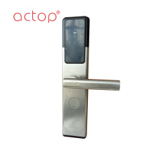 Hotel Mifare cards door lock with bluetooth