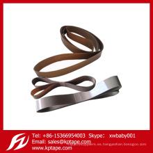 15 * 750m m PTFE Seamleass Cinturones sin fin para el sellado caliente, correas rotatorias del sellador, bolsas de aire Air Sealling de la bolsa de aire