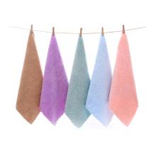 Absorbent Kitchen Dish Towel Soft Microfiber Kitchen Cleaning Towel  Wash Cloth Tea Towel Custom