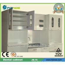 Gabinete dental dental de aço inoxidável DC-19