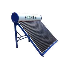 Chauffe-eau solaire thermo-solaire non pressurisé intégré