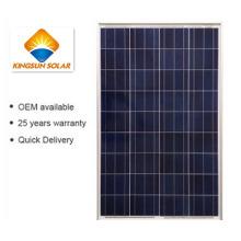 Panel solar policristalino potente de la eficacia alta 135W