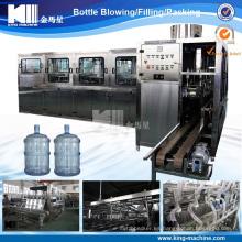 Máquina automática de llenado de agua de barril de 5 galones de alta calidad