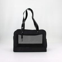 Fashion Pet Weekend Dog Travel Tote Bag Organizer Bag for Pets Travel Bag