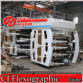 Multi Wall PP Paper Printing Machine (Central Drum)