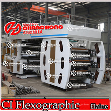 PP/PE/OPP/BOPP/Pet/CPP Printing Machinery