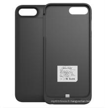 Accessoires pour téléphones cellulaires Extended Battery Charger Case pour Apple iPhone 7 Plus