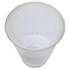 Tasse jetable en plastique 1 (HL-096)