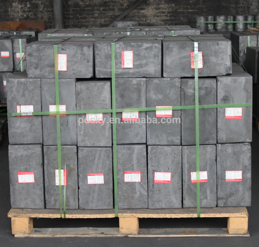EDM graphite brick and graphite block price
