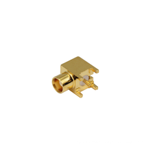 Right Angle MCX Cable Connector Jack PCB Connectors