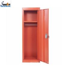 Venda quente de alta qualidade derrubar metal crianças armário feito na china