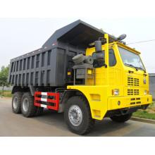 HOWO 6X4 camión volquete de minería (ZZ5707S3642AJ)