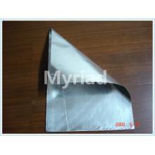 Lámina de aluminio con fibra de vidrio recubierta PE fabricante de aislamiento