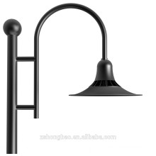 alibaba europe LED garden lamp fixture cool white 5000k bridgeLux LED chip 90-100Lm/w