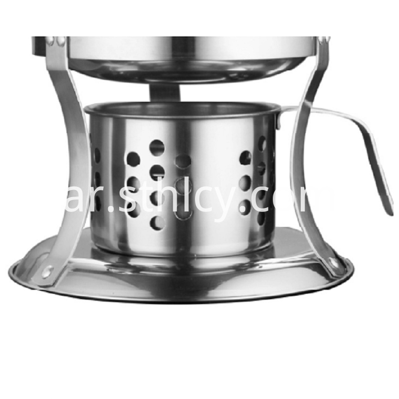 Large Capacity Stainless Steel Hot Pot
