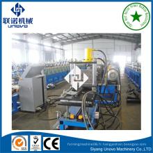 Fabricant de fabrication de machines à former des rouleaux en métal Z Purlin